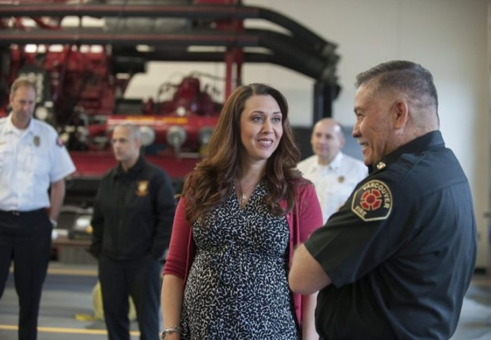 Jaime pushes to help first responders who deal with oil train incidents